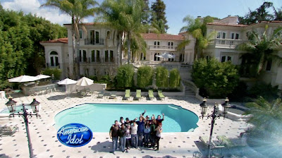 A look at Season 8 of American Idol's Mega Mansion