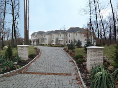 Brand New Saddle River Mansion