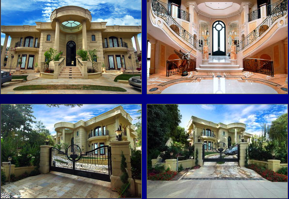 Amazing california mansions used for filming locations for Amazing mansions