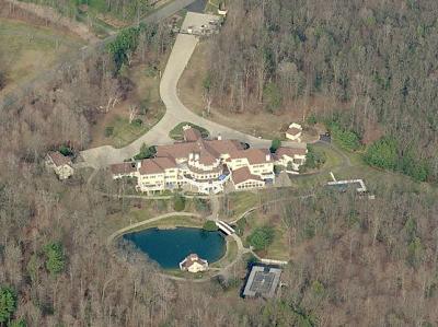 50 Cent's Mega Mansion back on the Market