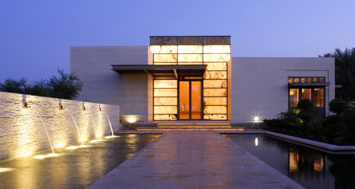 Helal new moon residence a dubai mega mansion homes of the rich Home of architecture planning uae
