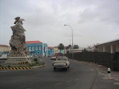 Mindelo, una avenida