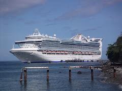 DOMINICA 4. Puerto comercial