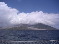Rios de lava en Montserrat