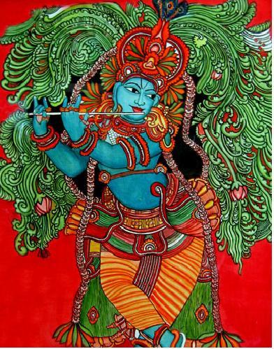 Art of kerala joy studio design gallery best design for Mural art designs