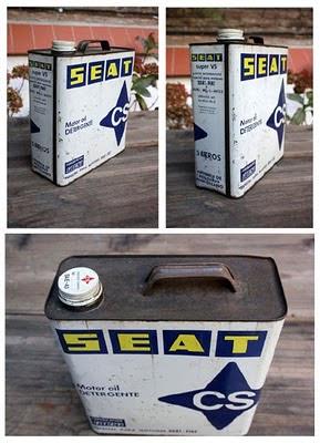 bidon seat metal