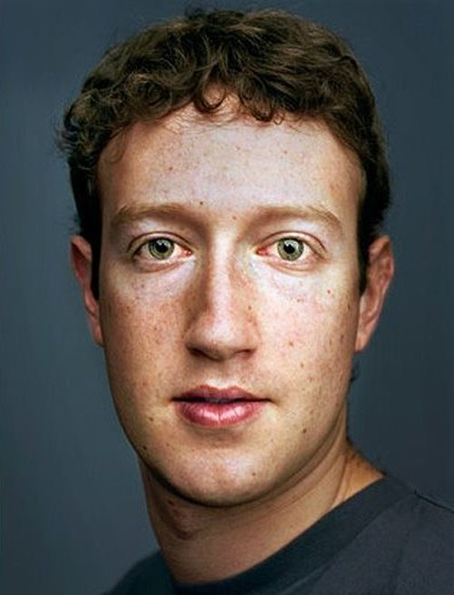 mark zuckerberg facebook co founder