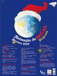 Animação de Natal 2007 Barreiro
