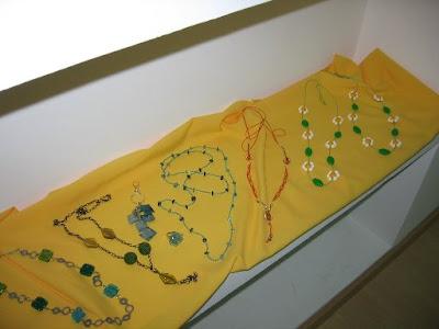 Bijuteria Casaca expõe na Galeria Fórum - Barreiro