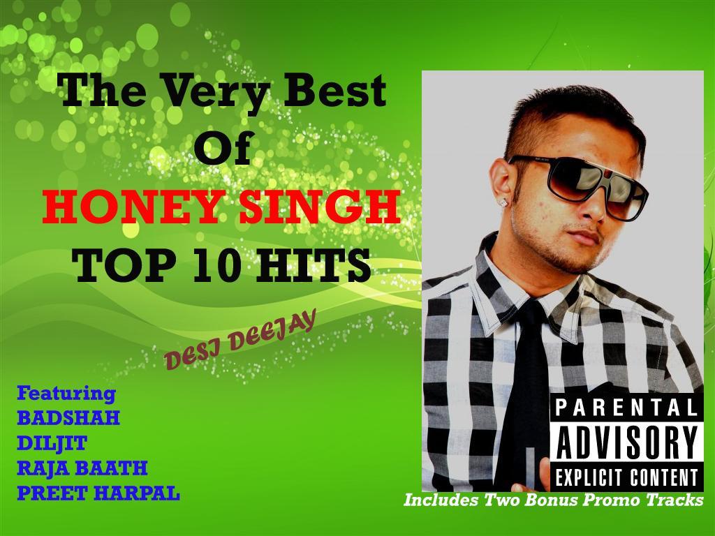 Top 50 Best Yo Yo Honey Singh Songs – New Mp3 Songs List 2019