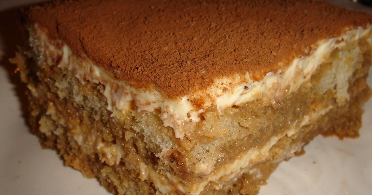 Cooking the Books with Kelly-Jane: Irish Cream Tiramisu
