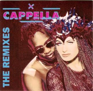 Cappella - The Remixes, Maxi-Single