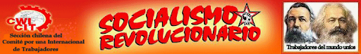 SOCIALISMO REVOLUCIONARIO