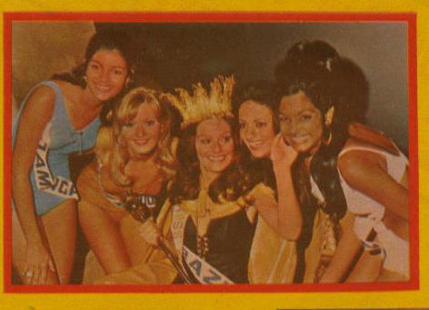 "˜*•. ˜""*°•.˜""*°••°* Lucia Petterle, Miss World 1971. ˜*•. ˜""*°•.˜""*°••°* Lucia-766+B"