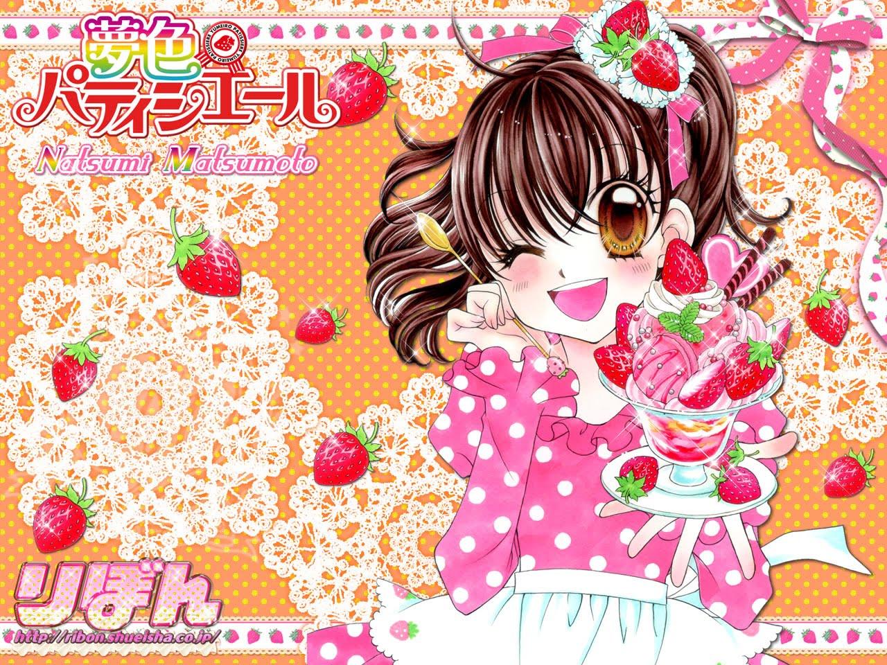 انمي الحلويات  Yumeiro