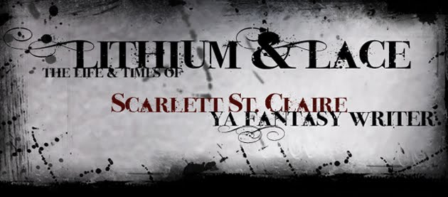 Lithium & Lace: Scarlett St. Claire