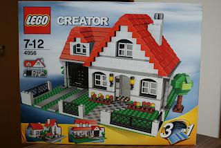 LEGO: 4956 House