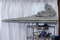 LEGO: 10030の大きさ