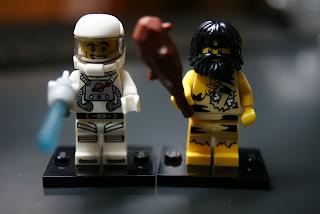 LEGO: 8683 minifigures