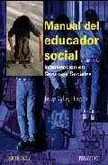 Manual del educador social.