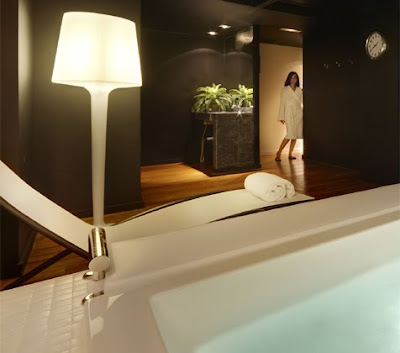 Интериор и декорация на хотел Miro