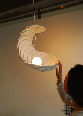 Екстравагантна лампа