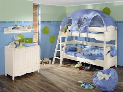 Детски легла за игри