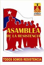 FRENTE A LA DICTADURA CUBANA TODOS SOMOS RESISTENCIA