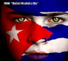 PREMIO GRACIAS POR AMAR A CUBA