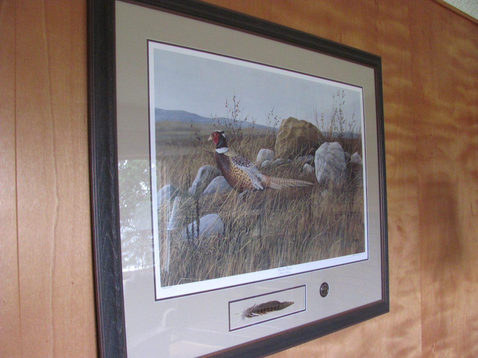 0805b3e1efd Bondi Resort BLOG  Ducks Unlimited. Wall space  Not so Much...