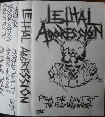 NJ Demo Tape punk graveyard