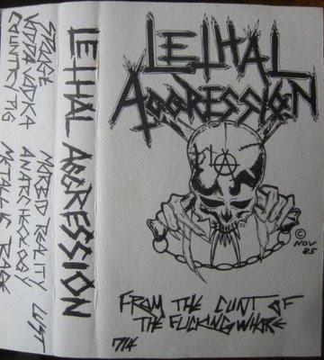 NJ Demo Tape punk graveyard