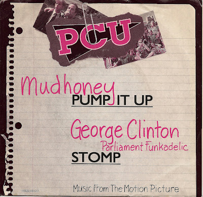 Superconducter vs Mudhoney and George Clinton
