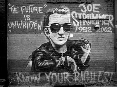 Joe Strummer Know your Rights