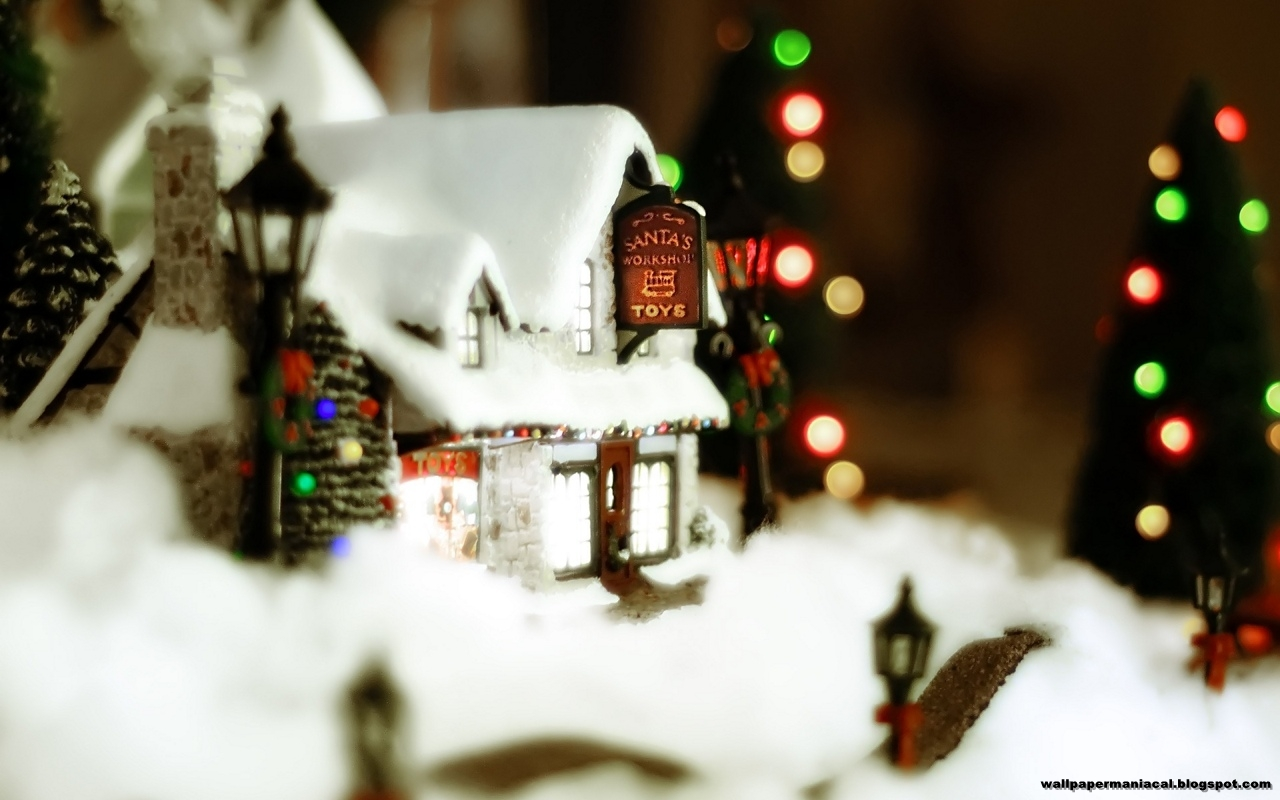 widescreen wallpaper christmas presents - photo #23