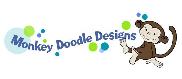 monkey doodle designs