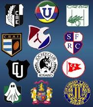 Los clubes que participarán del Litoral 2010 de primera división