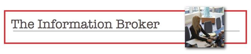 The Information Broker