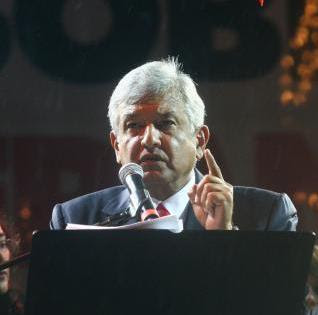 AMLO en radio Red