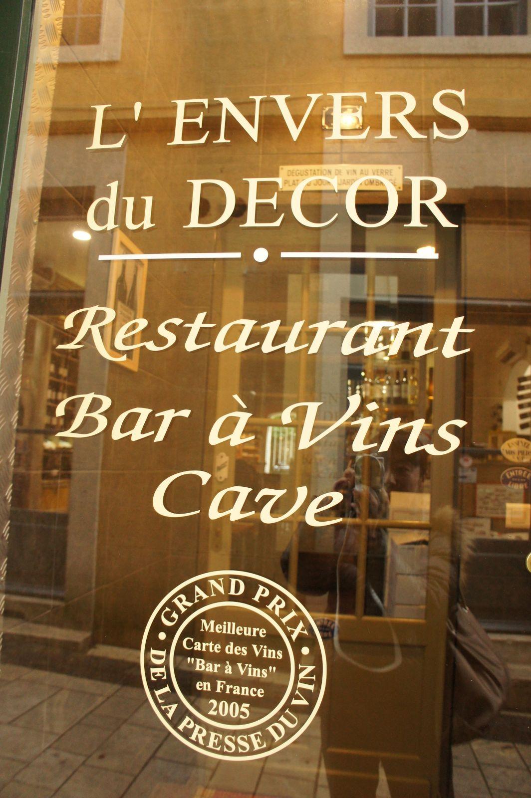 ワインは楽しい飲みものです ボルドー&パリ l envers du decor