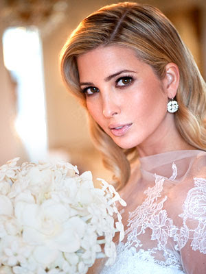tim jeffries wedding. Ivanka Trump Wedding