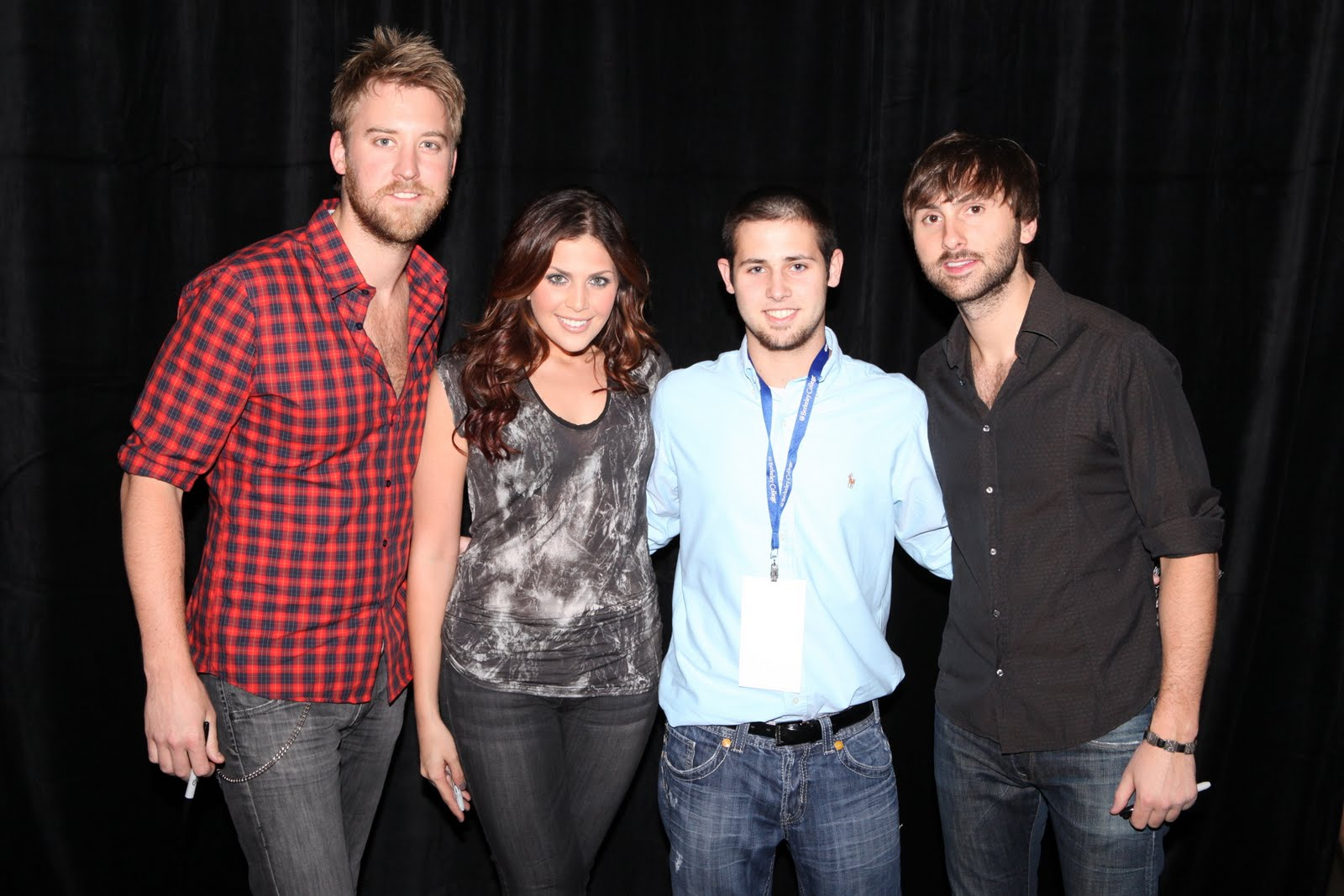 Bluewaterliving lady antebellum lady antebellum hayden has been in louisville ky for national deca conference while there he got to attend a meet and greet with ladya before their m4hsunfo