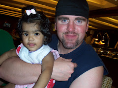 Daddy and Pryanka
