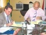 MEC del reino de España y el secretario ejecutivo de la SEDUC/PA.