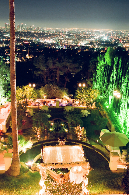 Private Estate Wedding Los Feliz