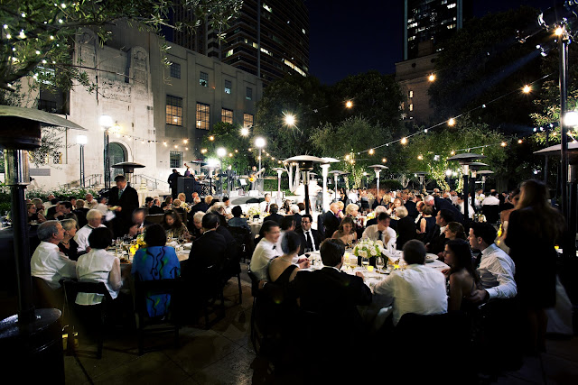 Cafe Pinot Wedding Downtown Los Angeles