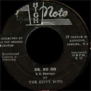 The Hippy Boys U Roy Blown Away Non Violence