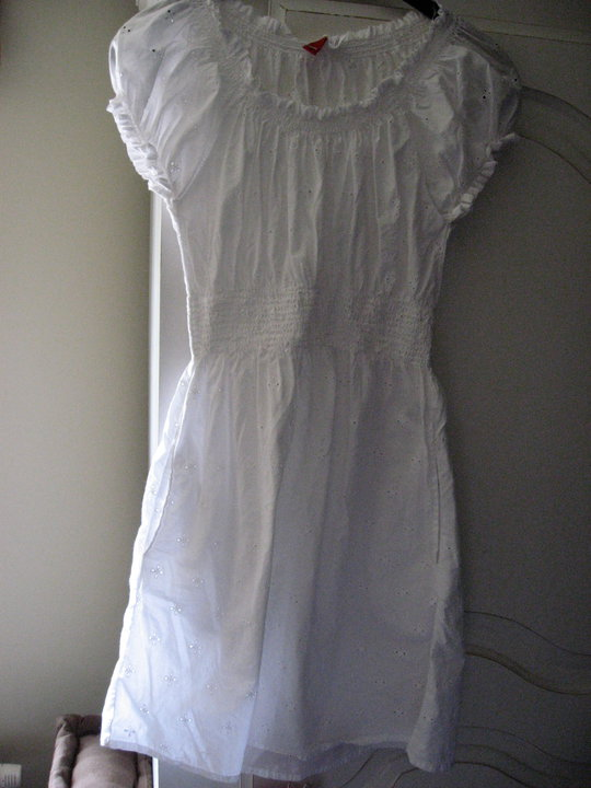 Le dressing de charlotte se vide robe classique taille 36 for Taille baignoire classique