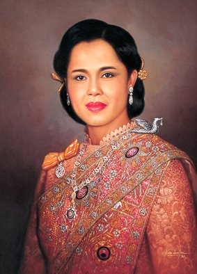 Travel Journal: Happy Birthday Queen Sirikit