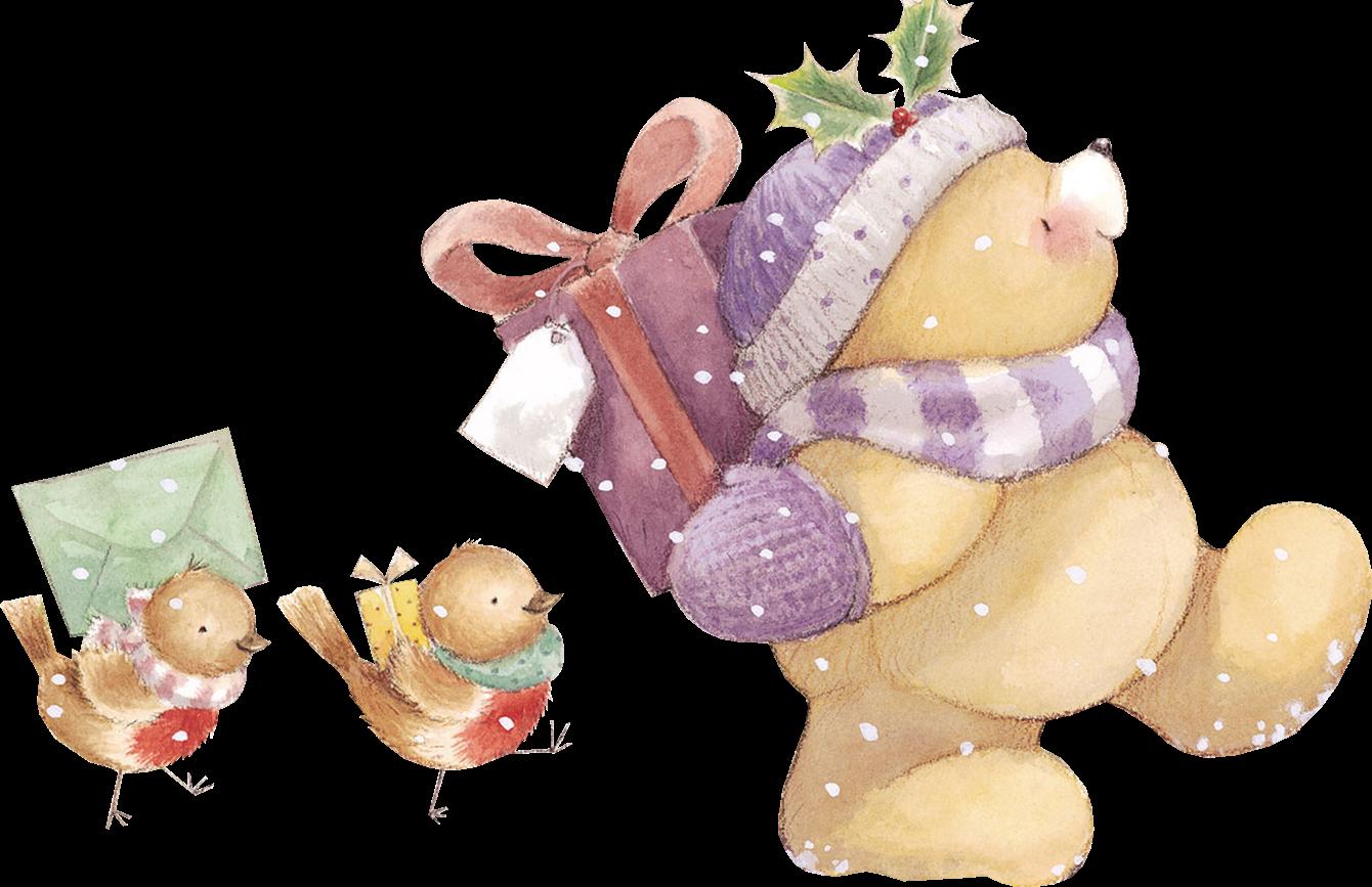 Forever friends новогодняя сказка своими руками эксмо 25